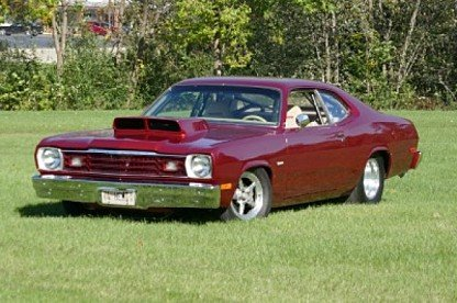 1974 Plymouth Duster for sale 100915986