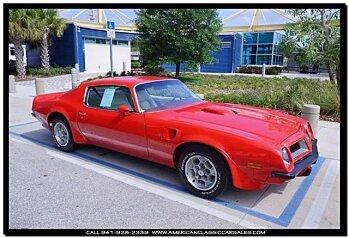 1974 Pontiac Firebird for sale 100766754