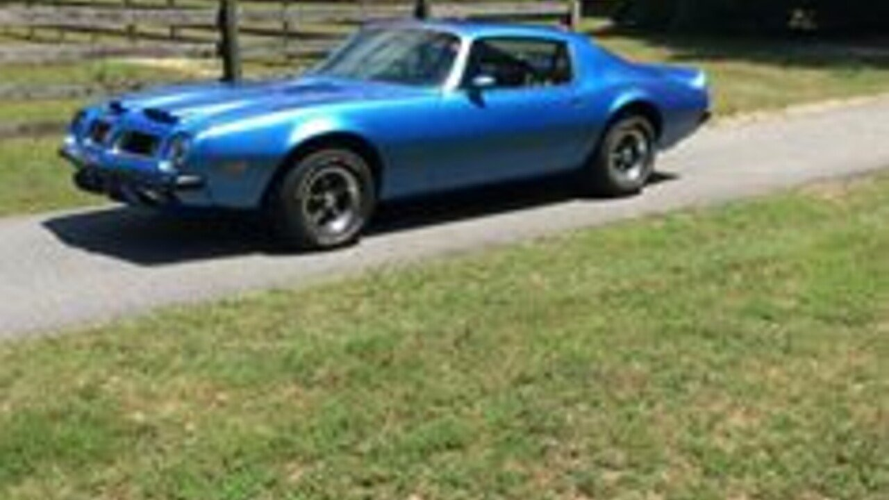 1974 Pontiac Firebird for sale 100796140