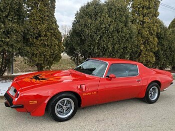 1974 Pontiac Firebird for sale 100975898