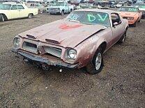1974 Pontiac Firebird for sale 100741532