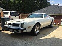 1974 Pontiac Firebird Formula for sale 100901825