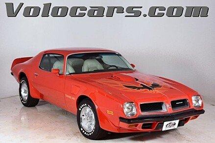 1974 Pontiac Firebird for sale 100962114
