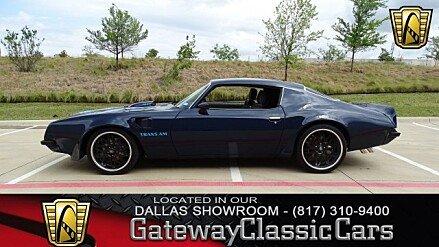 1974 Pontiac Firebird for sale 100963925