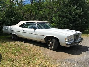 1974 Pontiac Grand Ville for sale 100829332
