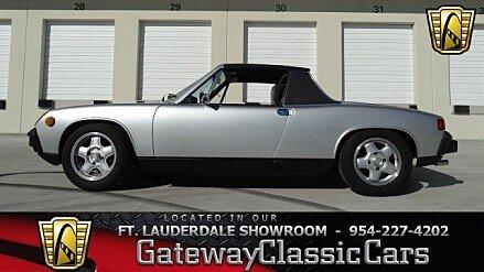 1974 Porsche 914 for sale 100921212
