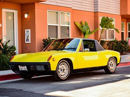 Porsche 914 Clics for Sale - Clics on Autotrader