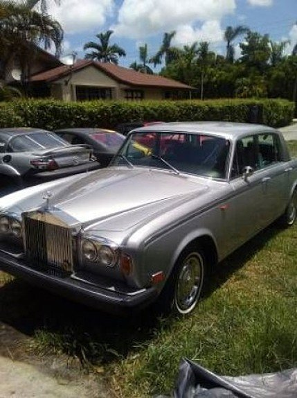 1974 Rolls-Royce Silver Shadow for sale 100829492
