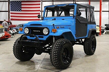1974 Toyota Land Cruiser for sale 100851298