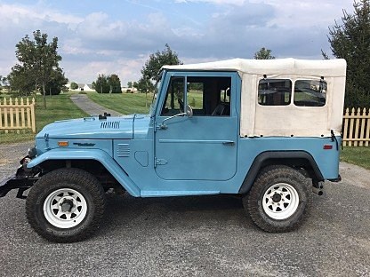1974 Toyota Land Cruiser for sale 101008007