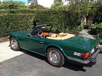 1974 Triumph TR6 for sale 100745935