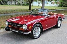 1974 Triumph TR6 for sale 100765347