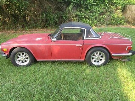 1974 Triumph TR6 for sale 100805544