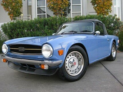 1974 Triumph TR6 for sale 100829618