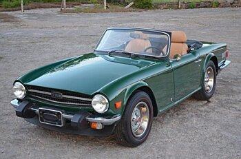 1974 Triumph TR6 for sale 100856693