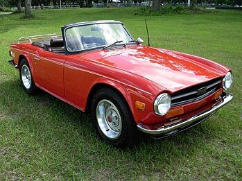 1974 Triumph TR6 for sale 100987867