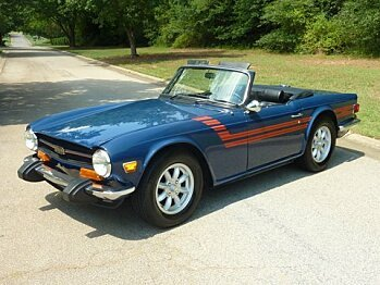 1974 Triumph TR6 for sale 101007984