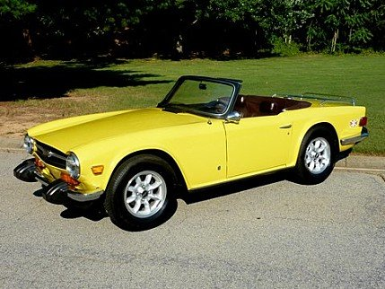1974 Triumph TR6 for sale 100860296