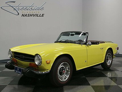 1974 Triumph TR6 for sale 100857449
