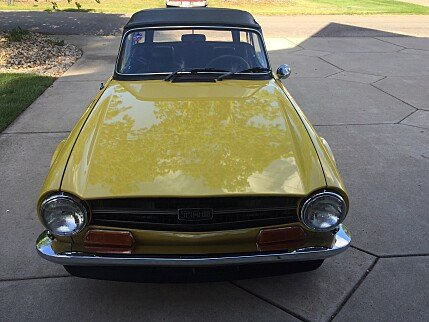 1974 Triumph TR6 for sale 100885308