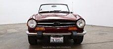 1974 Triumph TR6 for sale 100889523