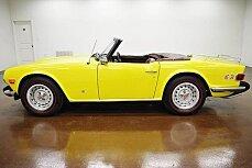 1974 Triumph TR6 for sale 100914815