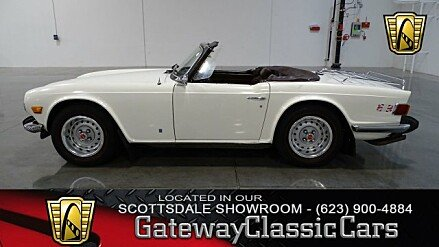 1974 Triumph TR6 for sale 100964798
