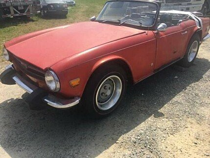 1974 Triumph TR6 for sale 100979380