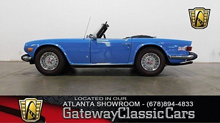 1974 Triumph TR6 for sale 101007778