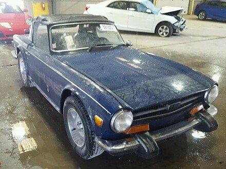 1974 Triumph TR6 for sale 101011973