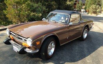 1974 Triumph TR6 for sale 101014249