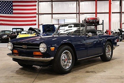 1974 Triumph TR6 for sale 101026451