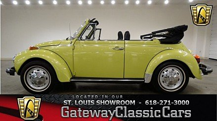 1974 Volkswagen Beetle for sale 100740472