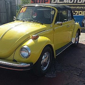1974 Volkswagen Beetle for sale 100768957