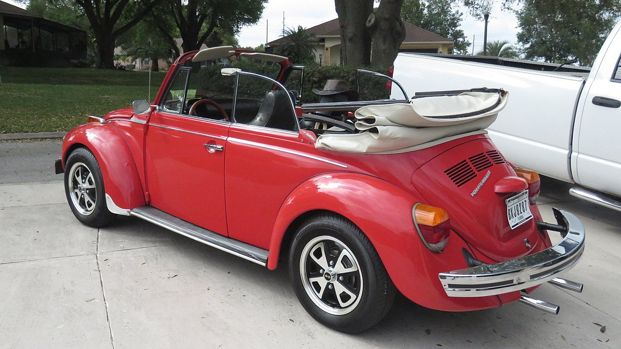 1974 Volkswagen Beetle for sale 100923475