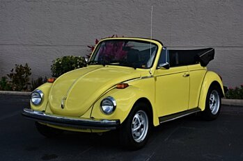 1974 Volkswagen Beetle for sale 100955792