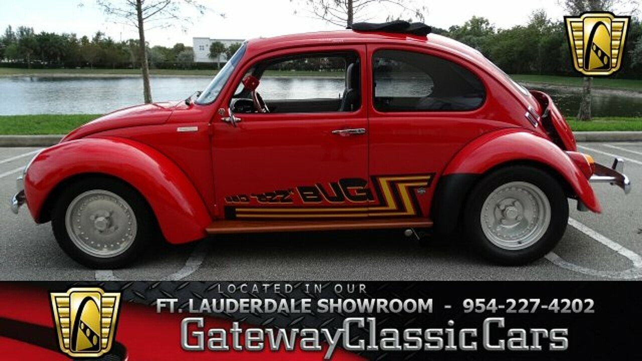 1974 Volkswagen Beetle for sale 100963466