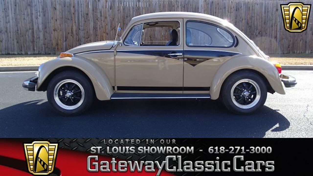 1974 Volkswagen Beetle for sale 100965330