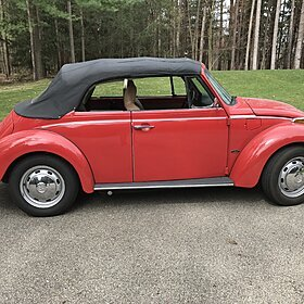 1974 Volkswagen Beetle Convertible for sale 100861356