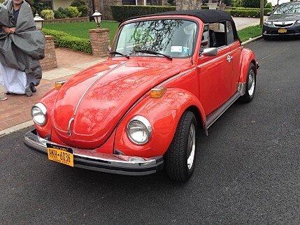 1974 Volkswagen Beetle Convertible for sale 101036923