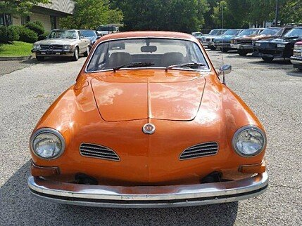1974 Volkswagen Karmann-Ghia for sale 100780006