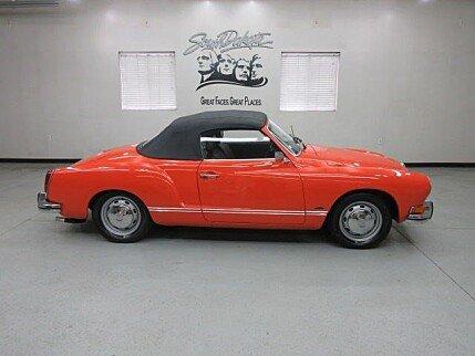 1974 Volkswagen Karmann-Ghia for sale 100789377