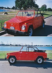 1974 Volkswagen Thing for sale 100777382