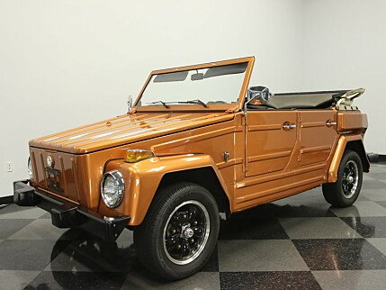 1974 Volkswagen Thing for sale 100816587