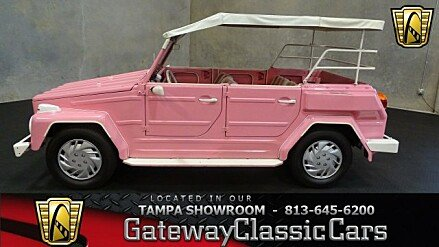 1974 Volkswagen Thing for sale 100834635