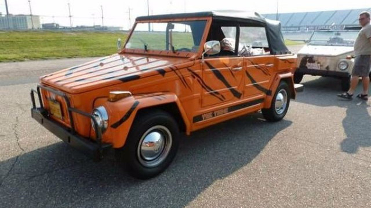 Volkswagen thing classics for sale classics on autotrader 1974 volkswagen thing for sale 100919073 altavistaventures Gallery