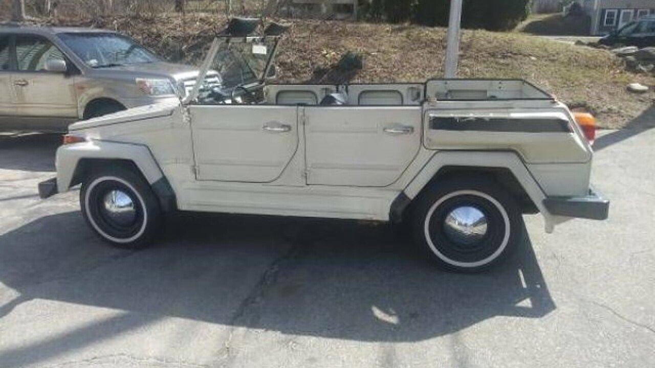 1974 Volkswagen Thing for sale 100988475