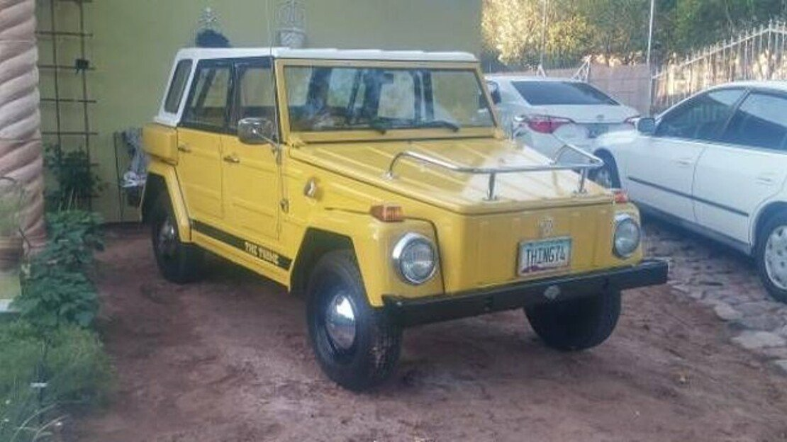 1974 Volkswagen Thing for sale 101014666