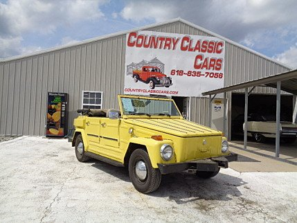 1974 Volkswagen Thing for sale 100984247