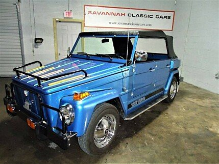 1974 Volkswagen Thing for sale 100895699
